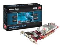 PowerColor Radeon X700 SE 400 Mhz PCI-E 256 Mb