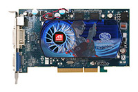 Sapphire Radeon HD 3650 725 Mhz AGP 512 Mb