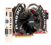 MSI Radeon HD 4890 850 Mhz PCI-E 2.0